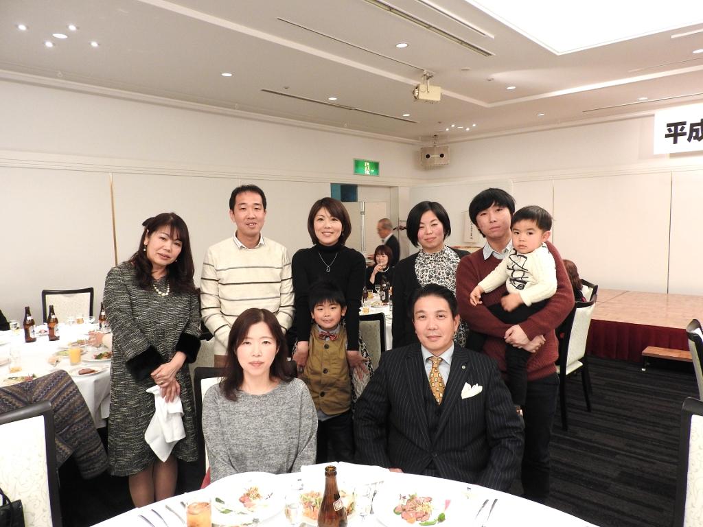 新年会・家族の集い3(31.1.13)
