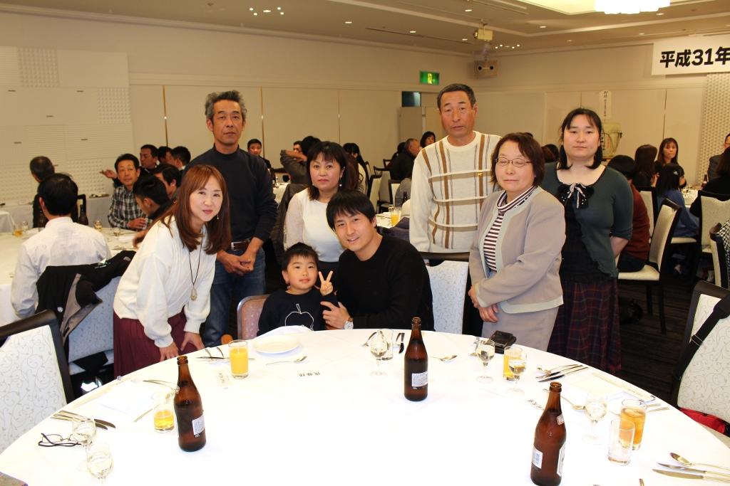 新年会・家族の集い4(31.1.13)