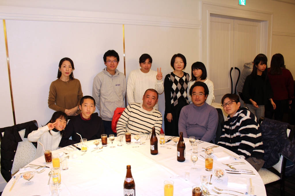 新年会・家族の集い5(31.1.13)
